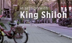 In session with King Shiloh